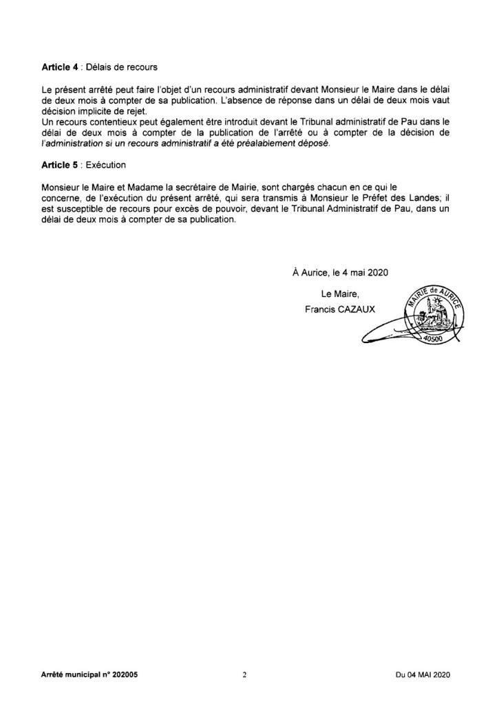 arrete-municipal-covid-22
