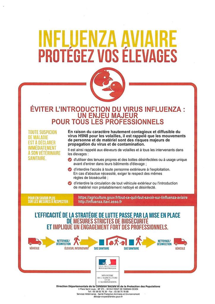 courrier-aux-maires,-grippe-aviaire,-risque-élevé-4